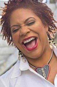 Kim Coles, The Queen of Funspiration