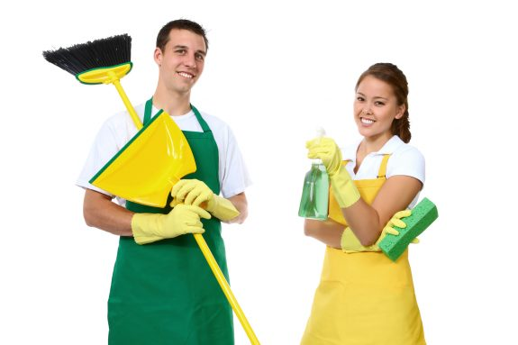 bigstockphoto_man_and_woman_cleaning_4270403