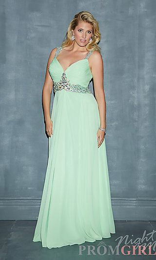 Plus Size Fashion: 10 Plus Size Prom Dresses That I Would Wear If ...
