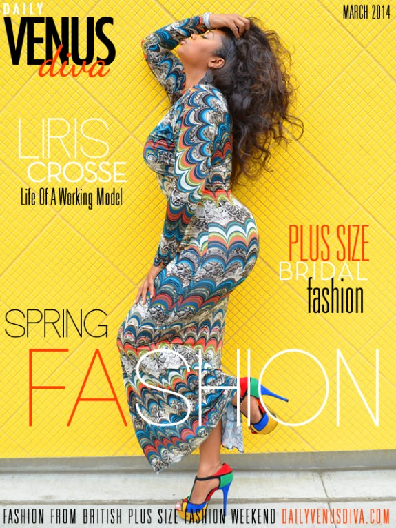 Get to know Liris in this cover model interview!