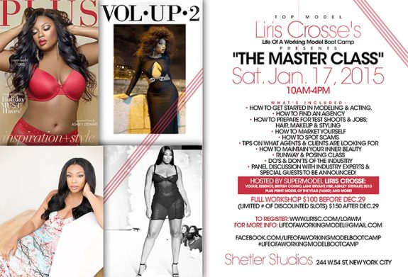 """Details for Liris Crosse's LOAWM """"The Master Class"""""""