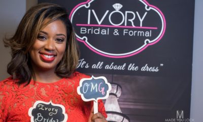 Mesita Partridge, Owner of Ivory Bridal & Formal