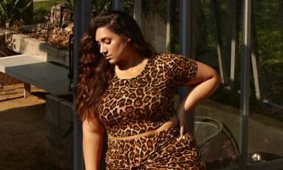 Plus Size Leopard Print Set From FTF